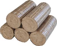 брикеты из рисовой лузги в мешках по (50 кг)
