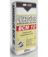 Кладочная смесь ANSERGLOB ВСМ-10 25кг