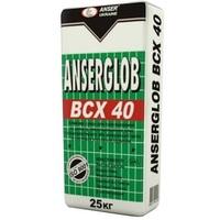 Клей ANSERGLOB для пенопласта-40 25кг
