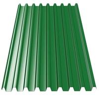 Профнастил зеленый 1,5мх0,93м