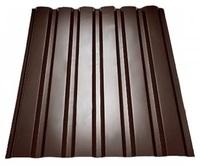 Профнастил шоколад 1,5мх0,93м