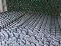 сетка рабица (60х60)1,5х10 черная
