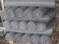 сетка рабица (60х60)1,5х10м оцинковка
