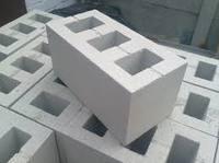 Шлакоблок (стеновой бетонный блок) 39,5*19*19