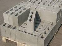 Шлакоблок перестеночный (стеновой бетонный блок) 39*19*12